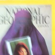 Coleccionismo de National Geographic: REVISTA NATIONAL GEOGRAPHIC -ES ELLA- ABRIL 2002. Lote 54403167
