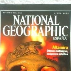 Coleccionismo de National Geographic: REVISTA NATIONAL GEOGRAPHIC - LOS ORÍGENES DEL HOMBRE - OTOÑO 2000. Lote 54404276
