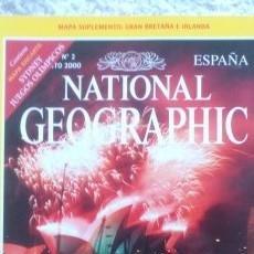 Coleccionismo de National Geographic: REVISTA NATIONAL GEOGRAPHIC - SIDNEY CIUDAD OLÍMPICA - . Lote 54404318