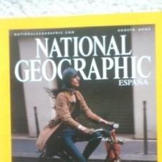 Coleccionismo de National Geographic: REVISTA NATIONAL GEOGRAPHIC - RAPSODIA BOHEMIA EN PARÍS - AGOSTO 2003. Lote 54405502