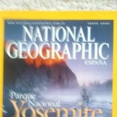 Coleccionismo de National Geographic: REVISTA NATIONAL GEOGRAPHIC - PARQUE NACIONAL YOSEMITE-ENERO 2005. Lote 54402366