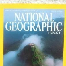 Coleccionismo de National Geographic: REVISTA NATIONAL GEOGRAPHIC - ZHENG HE- JULIO 2005. Lote 54402190