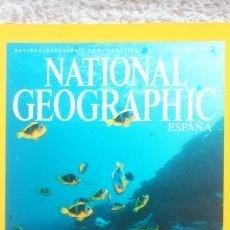 Coleccionismo de National Geographic: REVISTA NATIONAL GEOGRAPHIC - MARES DEL SUR - MARZO 2004. Lote 54405241