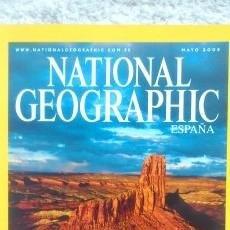 Coleccionismo de National Geographic: REVISTA NATIONAL GEOGRAPHIC - LA MESETA DEL COLORADO- MAYO 2005. Lote 54402235