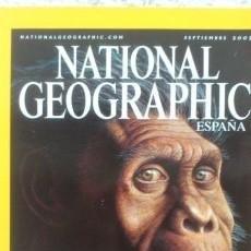 Coleccionismo de National Geographic: REVISTA NATIONAL GEOGRAPHIC - ¿EL PRIMER EXPLORADOR? - SEPTIEMBRE 2002. Lote 54402951