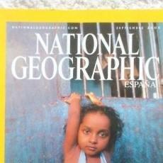 Coleccionismo de National Geographic: REVISTA NATIONAL GEOGRAPHIC - ESCLAVOS DEL SIGLO XXI - SEPTIEMBRE 2003. Lote 54405469