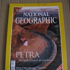 Coleccionismo de National Geographic: NATIONAL GEOGRAPHIC (VOL.3,Nº6) DICIEMBRE 1998. Lote 54497685