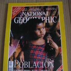 Coleccionismo de National Geographic: NATIONAL GEOGRAPHIC (VOL.3,Nº4) OCTUBRE 1998. Lote 54497746