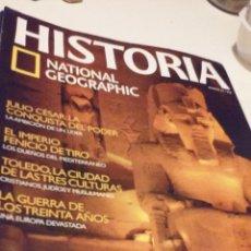 Coleccionismo de National Geographic: RAMSÉS II, EL FARAÓN QUE SE CONVIRTIÓ EN DIOS. Lote 55685619