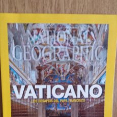 Coleccionismo de National Geographic: REVISTA NATIONAL GEOGRAPHIC. AGOSTO 2015. ( NUEVA ). Lote 56721418