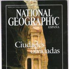 Coleccionismo de National Geographic: REVISTA NATIONAL GEOGRAPHIC. Lote 57760709