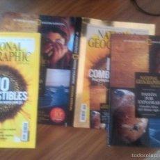 Coleccionismo de National Geographic: NATIONAL GEOGRAPHIC. ESPAÑA. DÉCIMO ANIVERSARIO. BIO COMBUSTIBLES. NOVIEMBRE 2007. 2 REVISTAS. RARO. Lote 58064343
