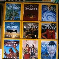 Coleccionismo de National Geographic: 12 REVISTAS NATIONAL GEOGRAPHIC (AÑO 1999 COMPLETO) EDICIÓN ORIGINAL NORTEAMERICANA EN INGLÉS. Lote 58820821