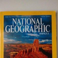 Collezionismo di National Geographic: REVISTA NATIONAL GEOGRAPHIC MAYO 2005 LA MESETA DEL COLORADO. Lote 59754572