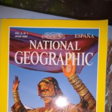 Collectionnisme de National Geographic: REVISTA NATIONAL GEOGRAPHIC JULIO 1999 IRAN. Lote 59835984
