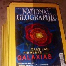 Coleccionismo de National Geographic: LOTE DE 24 NÚMEROS MAS 6 EXTRAS DE NATIONAL GEOGRAPHIC.. Lote 61373467