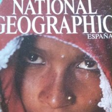 Coleccionismo de National Geographic: LOS INTOCABLES DE LA INDIA. Lote 61407103