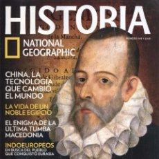 Coleccionismo de National Geographic: HISTORIA NATIONAL GEOGRAPHIC N. 148 - EN PORTADA: CERVANTES, UNA VIDA DE AVENTURA (NUEVA). Lote 144485088