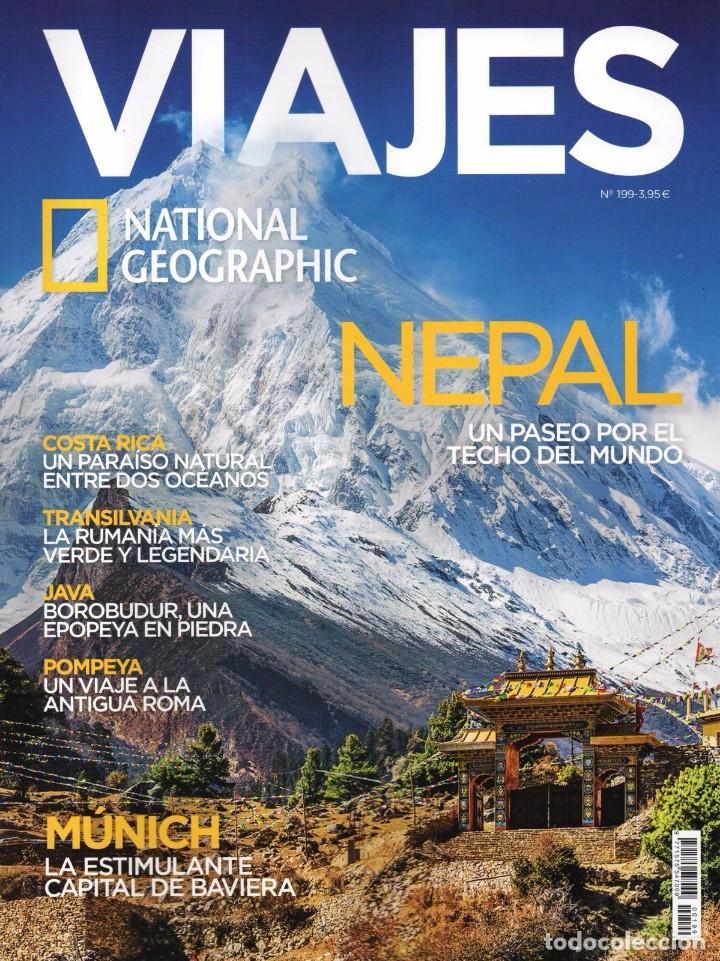 VIAJES NATIONAL GEOGRAPHIC N. 199 - EN PORTADA: NEPAL (NUEVA) (Coleccionismo - Revistas y Periódicos Modernos (a partir de 1.940) - Revista National Geographic)