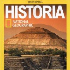Coleccionismo de National Geographic: HISTORIA NATIONAL GEOGRAPHIC ESPECIAL N. 16 - LA CONQUISTA DE AMERICA (NUEVA). Lote 182577272