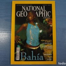 Collectionnisme de National Geographic: LIBRO DE BAHÍA AGOSTO 2002 DE NATIONAL GEOGRAPHIC LOTE 12. Lote 63520560