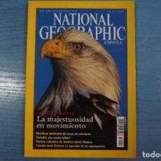 Coleccionismo de National Geographic: LIBRO DE ÁGUILAS CALVAS JULIO 2002 DE NATIONAL GEOGRAPHIC LOTE 12. Lote 63520684