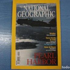 Coleccionismo de National Geographic: LIBRO DE PEARL HARBOR JULIO 2001 DE NATIONAL GEOGRAPHIC LOTE 12. Lote 63521900