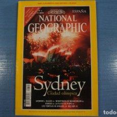 Coleccionismo de National Geographic: LIBRO DE SYDNEY CIUDAD OLÍMPICA AGOSTO 2000 DE NATIONAL GEOGRAPHIC LOTE 12. Lote 63522684