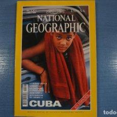 Coleccionismo de National Geographic: LIBRO DE CUBA JUNIO 1999 DE NATIONAL GEOGRAPHIC LOTE 12. Lote 63522752