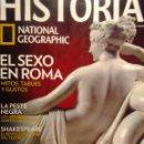 Coleccionismo de National Geographic: EL SEXO EN ROMA MITOS TABUES Y GUSTOS. Lote 64830911