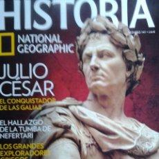 Coleccionismo de National Geographic: JULIO CESAR EL CONQUISTADOR DE LAS GALIAS. Lote 64831947