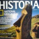 Coleccionismo de National Geographic: LA ISLA DE PASCUA EL ENIGMA DE LOS MOAI. Lote 64832163