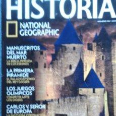 Coleccionismo de National Geographic: CATAROS EL TRAGICO FINAL DE LA IGLESIA CLANDESTINA. Lote 64875387