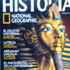 Coleccionismo de National Geographic: EL TESORO DE TUTANKHAMON ORO Y SIRVIENTES PARA LA ETERNIDAD. Lote 64875639