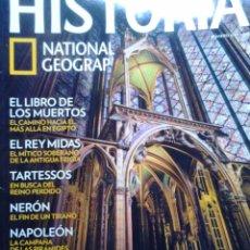 Coleccionismo de National Geographic: MASONES LOS CONSTRUCTORES DE LAS CATEDRALES GOTICAS.. Lote 64953983