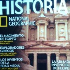 Coleccionismo de National Geographic: PETRA EL REINO DE LAS CARAVANAS DEL DESIERTO. Lote 64958463