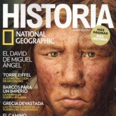 Coleccionismo de National Geographic: HISTORIA NATIONAL GEOGRAPHIC N. 155 - EN PORTADA: NEANDERTALES (NUEVA). Lote 65979274