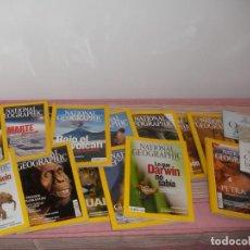 Coleccionismo de National Geographic: 30 REVISTAS - NATIONAL GEOGRAPHIC - HISTORIA NATIONAL GEOGRAPHIC. Lote 66807630