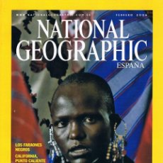 Coleccionismo de National Geographic: NATIONAL GEOGRAPHIC FEBRERO 2006. Lote 68615261