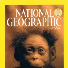 Collectionnisme de National Geographic: NATIONAL GEOGRAPHIC NOVIEMBRE 2006. Lote 68630361