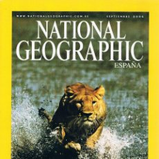 Collectionnisme de National Geographic: NATIONAL GEOGRAPHIC SEPTIEMBRE 2006. Lote 68630749