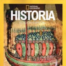 Coleccionismo de National Geographic: HISTORIA NATIONAL GEOGRAPHIC ESPECIAL N. 17 - LA EUROPA MEDIEVAL (NUEVA). Lote 98394215
