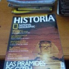 Coleccionismo de National Geographic: HISTORIA NATIONAL GEOGRAPHIC NÚMERO 26. B4R. Lote 70530325