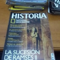 Coleccionismo de National Geographic: HISTORIA NATIONAL GEOGRAPHIC. NUMERO 43. B4R. Lote 70532333
