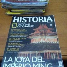 Coleccionismo de National Geographic: HISTORIA NATIONAL GEOGRAPHIC. NÚMERO 44. B4R. Lote 70535297