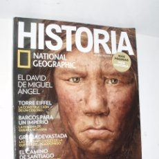 Coleccionismo de National Geographic: REVISTA HISTORIA NATIONAL GEOGRAPHIC HOMBRE NEARDENTALES Nº155. Lote 104348620