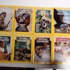 Coleccionismo de National Geographic: NATIONAL GEOGRAPHIC LOTE COMPLETO DE 1971 (12 NÚMEROS. ENGLISH). Lote 72685567