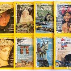 Coleccionismo de National Geographic: NATIONAL GEOGRAPHIC LOTE COMPLETO DE 1967 (12 NÚMEROS. ENGLISH) VER FOTOGRAFÍAS Y/O CONSULTAR. Lote 74144411