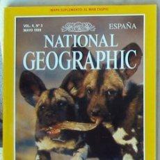 Coleccionismo de National Geographic: NATIONAL GEOGRAPHIC ESPAÑA - VOL. 4 - Nº 5 - MAYO 1999 - VER SUMARIO. Lote 76660067