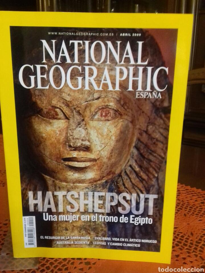 REVISTA NACIONAL GEOGRÁFICA ABRIL 2009 (Coleccionismo - Revistas y Periódicos Modernos (a partir de 1.940) - Revista National Geographic)